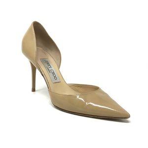 Jimmy Choo Patent Leather High Heels